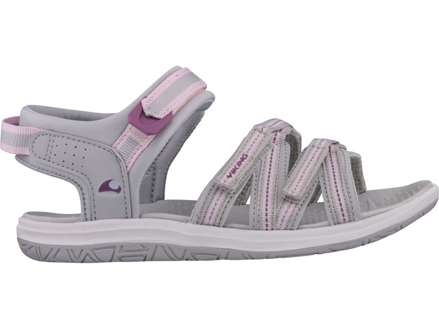 Viking Footwear Molly Sandals Kids light grey
